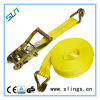 SLN RS18 Ratchet Strap with Hooks