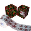 Christmas Printed Toilet Paper Supplier