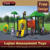 Ce Swing & Slide for Fun in Outdoor Plastic Playground (X1436-7)