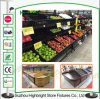 Folding Metal Vegetable Fruit Display Rack for Retail Shop