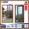 Wood Powder Coating Aluminum Window