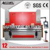 Accurl 2014 New Machinery Hydraulic CNC Brake MB8-40t/2200 Delem Da-66t (Y1+Y2+X+R axis) Press Brake