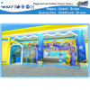 Indoor Soft Playground Children Naughty Castle Playhouse HD-201601