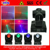 24W RGBW Two-Sided Stage LED Spot Moving-Head Beam
