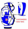 High Qualtiy PU Golf Bag for Golf Clubs Set in Sale 2016