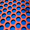 PVDF Coating Decorative Hole Perforated Sheet