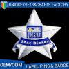 Fashion Style 2D 3D Design Souvenir Cheap Metal Alloy Badges