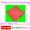 High Quality Weight Room Gym Flooring Rubber Mats