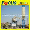 50m3/H Skip Hopper Feeding Type Stationary Concrete Mixing Plant