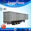 Curtain Side Van Type Semi Trailer