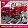 gasoline Motorized Cargo Trike Three /Wheel Tri Motorcycle