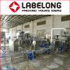 20L Barrel Bottle Rinsing Filling Capping Machine