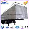 3 BPW Axle 13meter Bulk Cargo/Coal Carrier Utility Van/Box Heavy Duty Tractor Truck Semi Trailer
