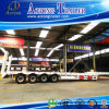 4 Axles Low Bed Semi Trailer
