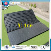 1m*1m Indoor Rubber Floor Tile/Gym Rubber Mats/Playground Rubber Flooring