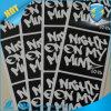 Brittle Film Printable Writable Vinyl Destructive Labels/Destructible Fragile Stickers