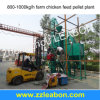 1t/H Animal Feed Pellet Plant