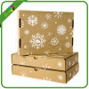 Corrugated Box / Printed Paper Carton / Shoe Box