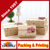 Tuck Top Color Printing Corrugated Cardboard Shipping Paper Box (110239)
