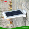 46 LED Outdoor Solar Wall Sensor Light Motion Activated Security Lighting for Patio, Yard, Deck, Porch