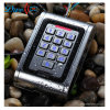 125kHz Card Proximity Single Door Backlit RFID Metal Keypad Reader