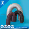 7 Goffers Aluminum Semirigid Fire Resist Aluminum Flexibl Duct for Heating Semi
