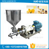 Sanitary Stainless Steel Condensed Milk Double Screw Conveyor Pump