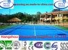 Interlocking Suspended Sport Floor for Tennis Court