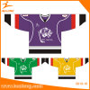 Healong Fashion Sportswear Dye Sublimated Mens Printing Ice Hockey Jersey