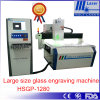 High Speed Large Size Laser Engraving Machine for Pic, Photo, Text in Glass