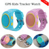 GPS Kids Tracker Watch with Remote Monitor and Safety Fence (D12)