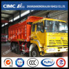 Hongyan Iveco 6*4 Dump Truck with Hydraulic Cover