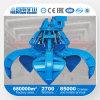 Kuangshan Electric Hydraulic Grab Crane for Lifting Bulk Material
