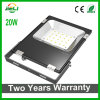 2016 New Arrival 20W Black Outdoor LED Flood Light