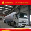 50m3 Sinotruk HOWO LPG 24tons Tank Semi-Trailer for Sale