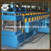 Chain Type W Shape Highway Guardrail Forming Machine