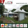 Aluminum Frame PVC 3mx3m Gazebo Pagoda Tent