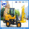 Highway Security Guardrail Hydraulic Piling Driver Machine