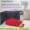 Polyester Microwave Hot Dog Cooker
