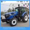Deutz 6cylinders Engine 125HP 4WD Farm Tractor with Hydraulic Steering