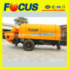 Good Performance 89m3/H 90kw Electric Motor Trailer Concrete Pump