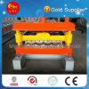 Trapezoid aluminium Roofing Sheet Roll Forming Machine