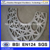 Casting Iron Bottom Grid Ductile Grey Cast Iron Tree Grates