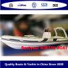RIB730 boat