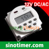 DC 12V Digital / Weekly / Programmable Timer (TM-618)