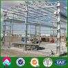 Steel Structure Building for Workshop Built in Africa