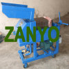 Plate Pressure Oil Purifier / Portable Simple & Low Operation Cost Oil Filtration Plant