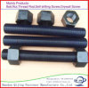 Handan Hex Bolt M6-M36/Nut/Screw/Stud Bolt/U-Bolt