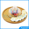 Round Bamboo Serving Tray Jh-Q002