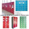Supermarket Metal Steel Storage Locker Cabinet